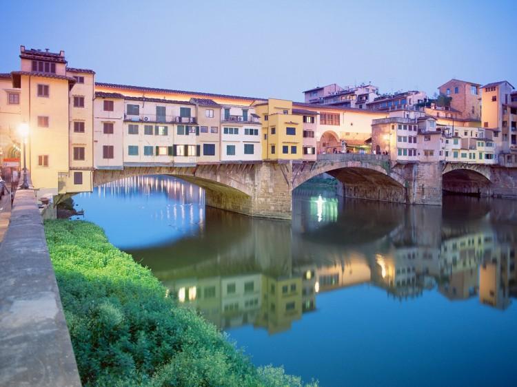 Флоренция перед фестивалем