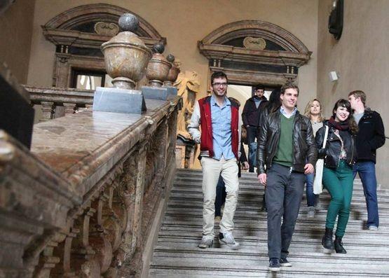 Учись в Италии
